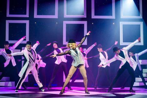 Raia 30 - O Musical celebra 30 anos de carreira da atriz global, com patrocínio da Cristais Preciosa