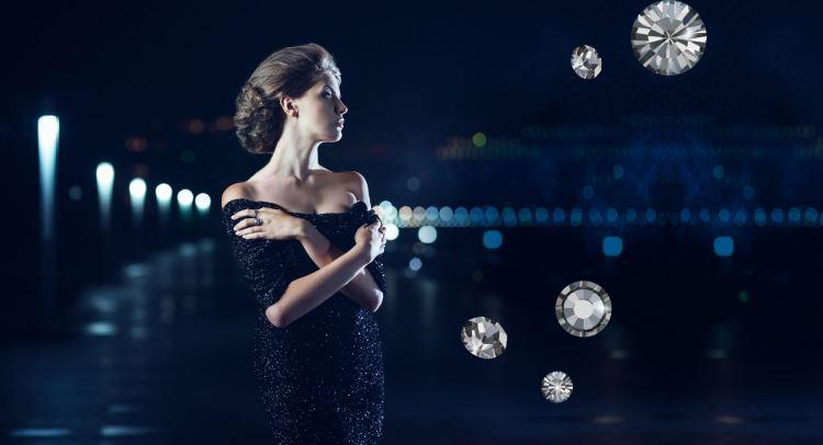 Crystal Nightfall surge como proposta de requinte e feminilidade proporcionada por novo revestimento do cristal